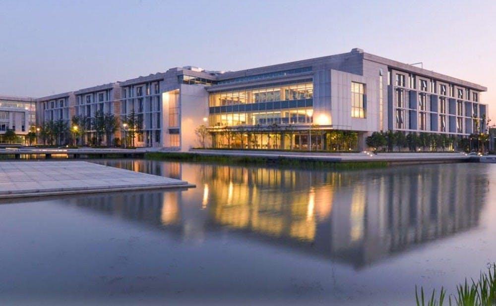Duke Kunshan University campus