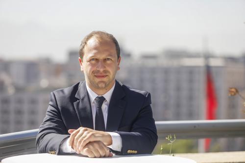 Alehandro Weber MIDP/MBA'17