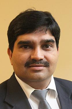 Anil Bhardwaj headshot